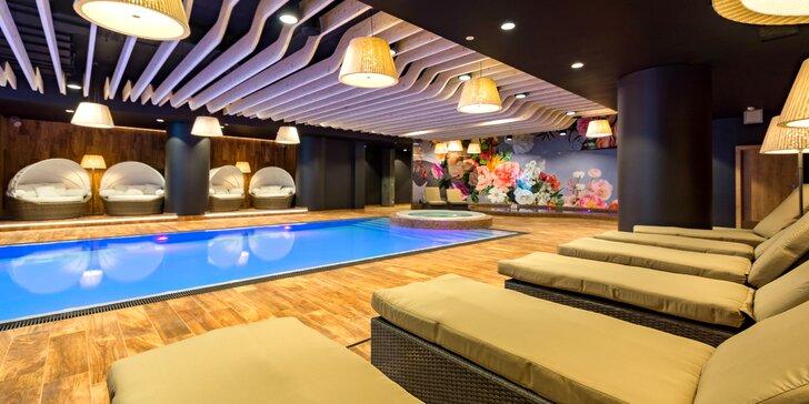 Novootvorený 4* hotel s jedinečným wellness centrom: Hotel Szczawnica Park Resort & Spa