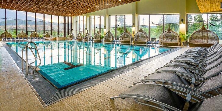 Jedinečný pobyt v Hoteli PIERIS*** v krásnom horskom prostredí Podbanského + vstup do najväčšieho wellness Grand Hotela PERMON****
