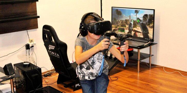 3D mix - Virtuálna Realita Zvolen