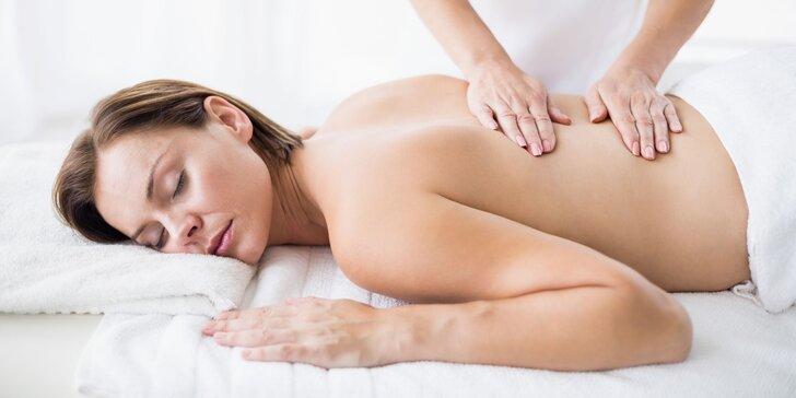 Profesionálna fyzioterapia s vyšetrením a cvičením alebo masáž