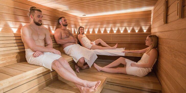 Exluzívne letné vstupy do sáun alebo privátny vírivý kúpeľ v SOHO1