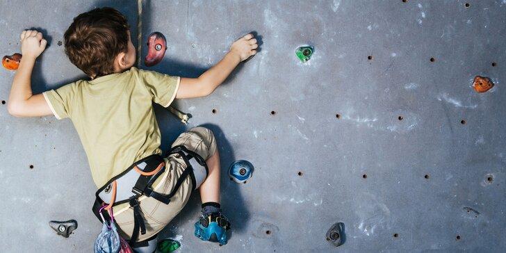 Prímestský lezecký tábor Rozlomity na 5 dní