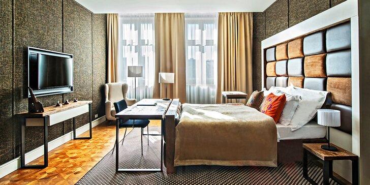 TOP pobyt v luxusnom 5* hoteli v poľskom Rzeszowe: veľké izby, raňajky, wellness