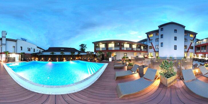 Jedinečný wellness pobyt na brehu Slnečných jazier v Hoteli Sun****