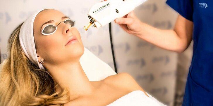Cooltouch Laser - Omladenie pleti a liečba akné a jaziev