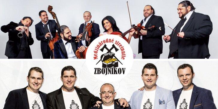 Festival Medzinárodné stretnutie zbojníkov v Terchovej 29.8. - 31.8.2019