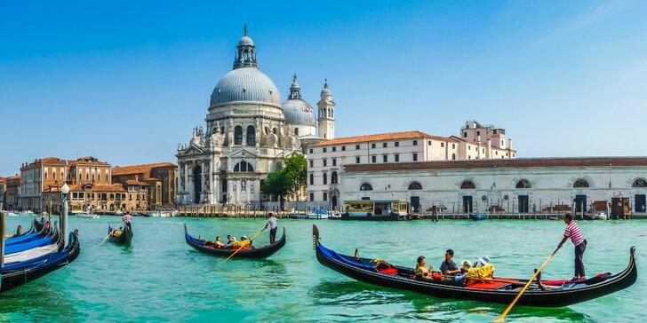 4-dňový zájazd do očarujúceho Talianska s podujatím historickej gondolierskej Regaty