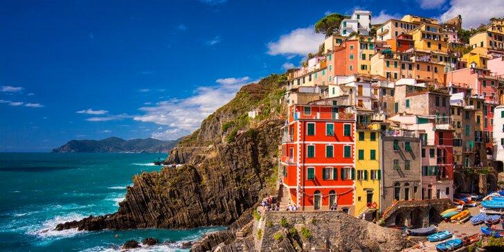 Cestovanie po Toskánsku: Cinque Terre, Pisa aj romantické vinice v San Gimignano