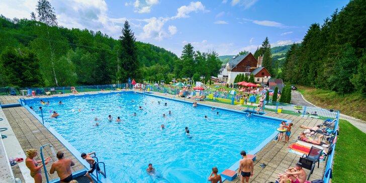 Letný pobyt s neobmedzeným vstupom do vonkajšieho bazéna v Hoteli Garden ***