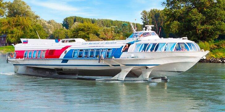 Poďte na výlet! Plavba loďou BRATISLAVA - MELK pre deti i dospelých