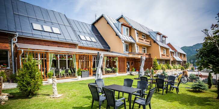 Jedinečný wellness pobyt pre celú rodinu v hoteli Zerrenpach*** v Nízkych Tatrách