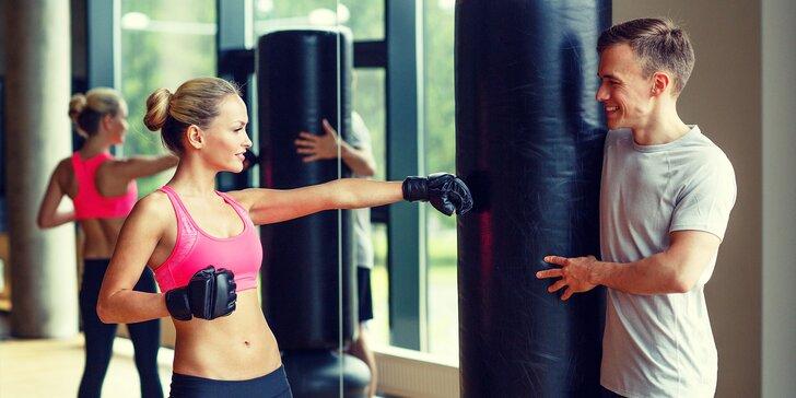 Neobmedzené vstupy na cvičenia v Elite Fitness Boxing