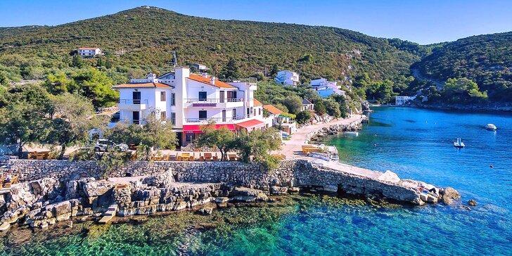 Dovolenka v Dalmácii: pobyt na chorvátskom ostrove Hvar pre páry a rodiny