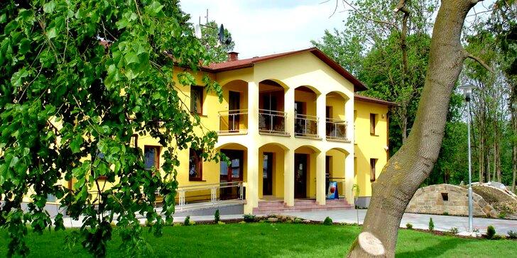 Pobyt pri Liptovskej Mare v penzióne HippoClub v blízkosti aquaparkov s privátnym mini-wellness