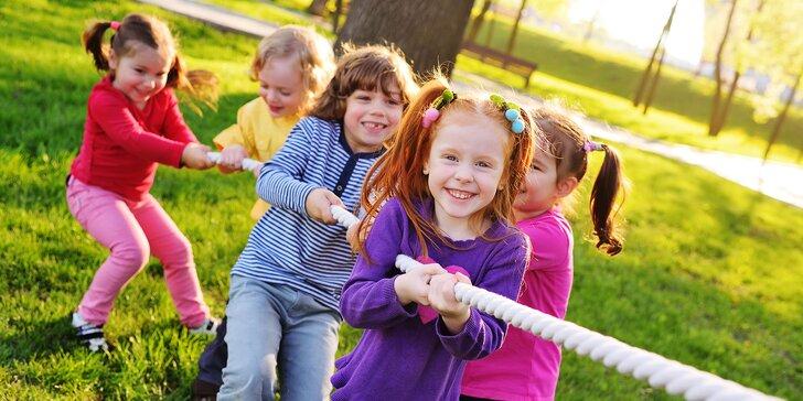 Vyberte si z množstva skvelých denných táborov pre vaše deti!