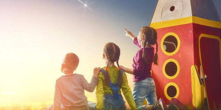 Detský tábor 2019- Vesmírne dobrodružstvo inšpirované príbehom Malého princa