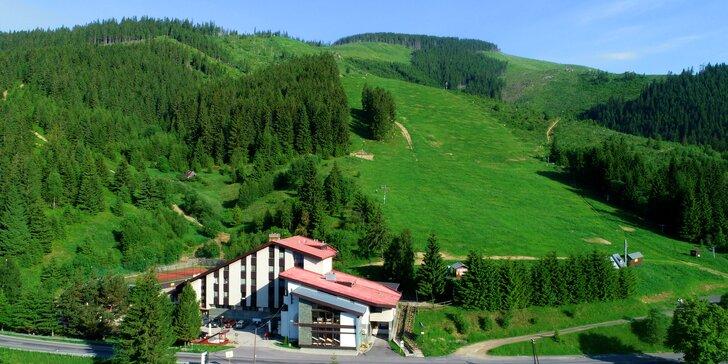 Letný pobyt v Hoteli Barbora*** pre milovníkov hôr a športu, páry aj rodiny s deťmi