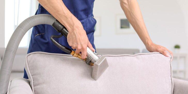 Hĺbkové tepovanie kobercov a sedačiek
