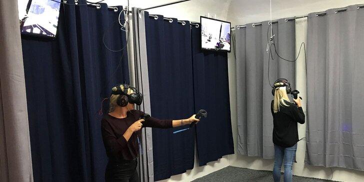 VR-TN Virtuálna realita Trenčín
