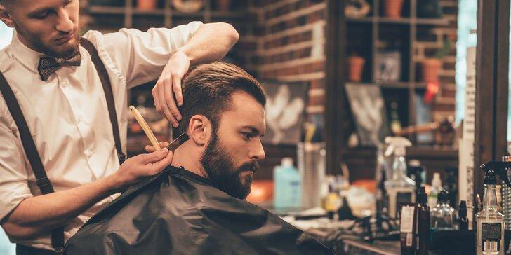 Žiaden gentleman sa nezaobíde bez kvalitne upravených vlasov, brady a pleti!