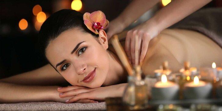 Tradičné thajské masáže podľa vášho výberu
