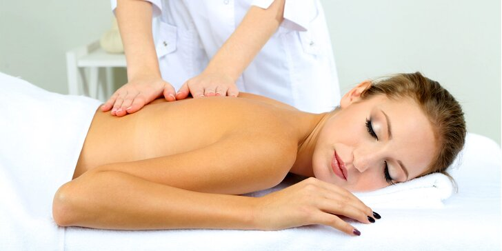 Havajská masáž Lomi Lomi alebo masáž pre budúce mamičky
