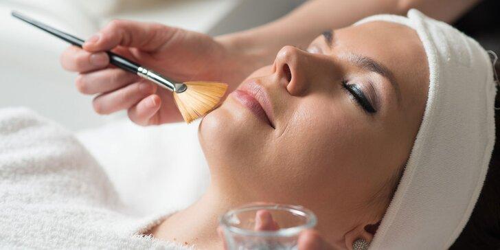Nádherne čistá a mladistvá pleť vďaka 3 druhom kozmetických procedúr
