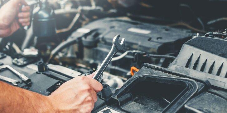 Dekarbonizácia automobilu - čistenie benzínového a dieselového motora