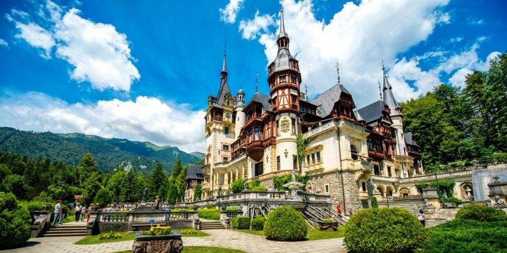 Poznávanie záhadnej a nepoznanej Transylvánie počas 5 dní