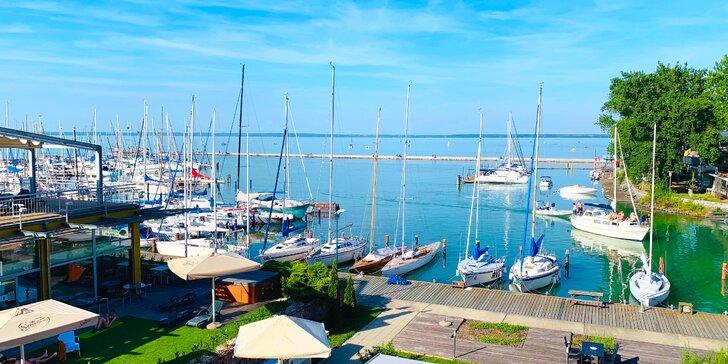 LAST MINUTE Relax pre celú rodinu vo Wellness Hoteli Yacht**** pri Balatone