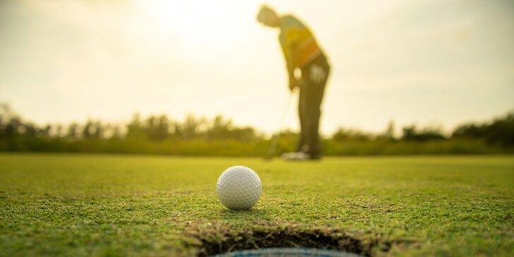 Golf alebo Footgolf v najväčšom rezorte na Slovensku – Black River Golf Resort Bernolákovo