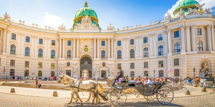 Deň múzeí vo Viedni: 1-dňový poznávací zájazd