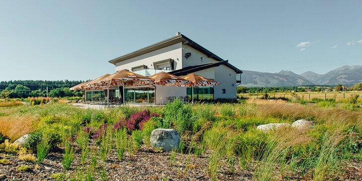 Pobyt na Liptove v tichom prostredí v modernom novopostavenom Moteli Hôrky
