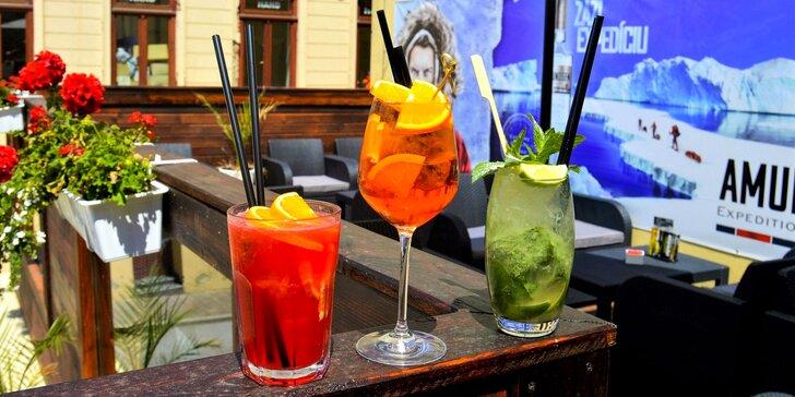 Osviežujúce letné drinky v Peoples