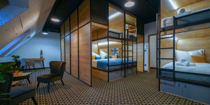 Netradičné ubytovanie v centre Bratislavy: Súkromie kapsúl alebo štýlových biznis izieb