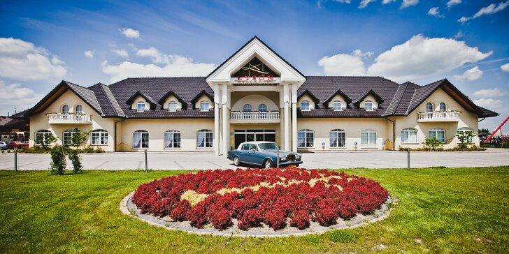 Fantastický rodinný pobyt v Park Hotel Łysoń**** aj so vstupmi do zábavného parku Energylandia