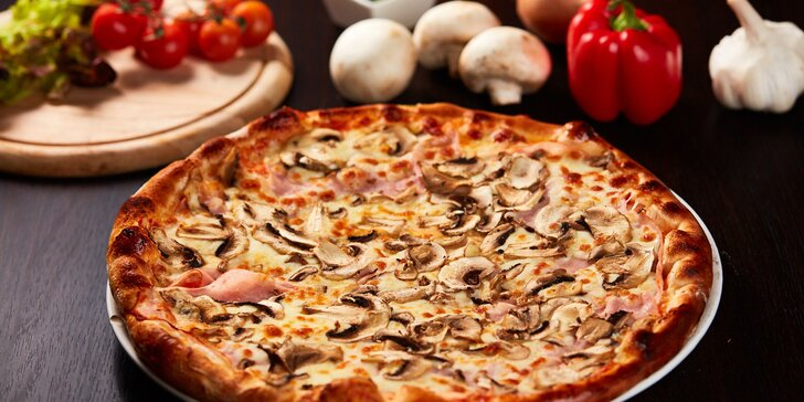 Čerstvé domáce cestoviny či pizza podľa vášho výberu v Pizza Pazza