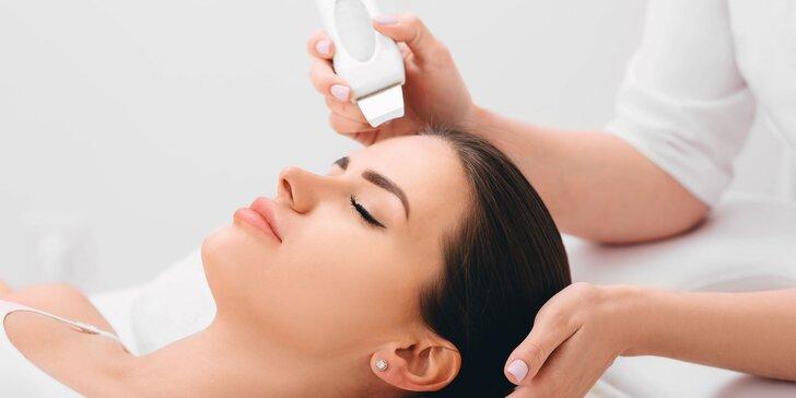 Účinné čistenie pleti či aromaterapeutická masáž tváre pre váš relax a krásu