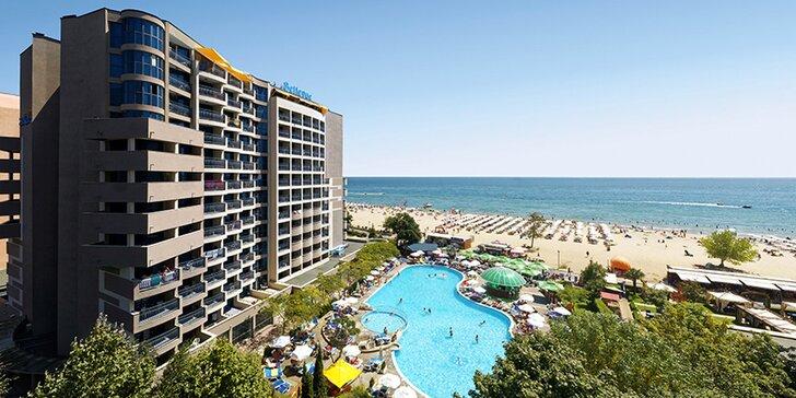 8 dní v krásnom Bulharsku: dovolenka v 4* hoteli Bellevue s all inclusive ponukou