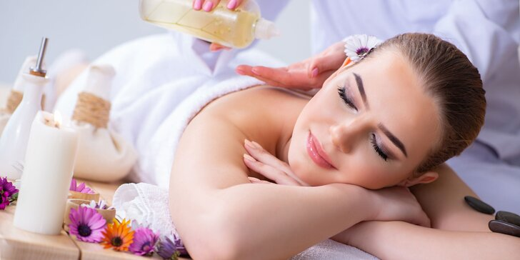 Zregenerujte svoje telo s množstvom dokonalých masáží!