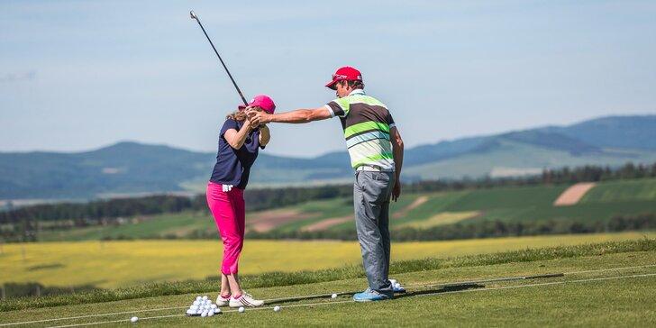 2-dňový golfový kurz s možnosťou získania zelenej karty v ROYAL VALLEY GOLF CLUBE