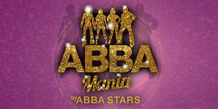 Vstupenky na ABBA MANIA TOUR 2019 - ABBA STARS - DOPREDAJ!