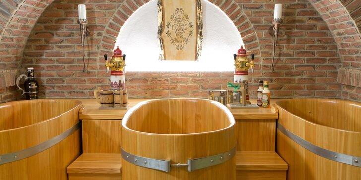 Vstup do Zbojníckeho SPA & WELLNESS s pivným kúpeľom pre 2 osoby