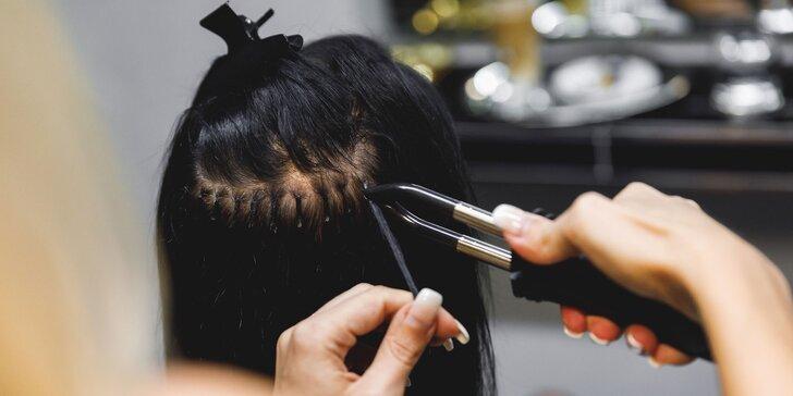 Regenerácia, zahustenie a predĺženie vlasov kvalitnými prírodnými vlasmi