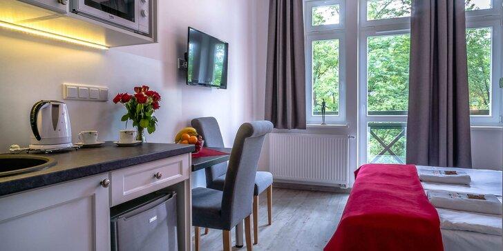 Dovolenka v Poľsku v príjemnej apartmánovej vile: termíny cez víkend aj týždeň