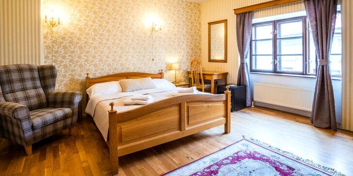 Čarovná romantická jeseň v obľúbenej Banskej Štiavnici v hoteli Salamander***