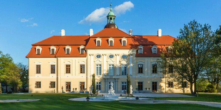 Golfový pobyt v historickom kaštieli Theresia Chateau s raňajkami