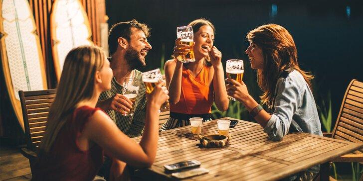 Vezmite partiu a vyberte sa na pivnú tour po bratislavských craft-beer podnikoch!