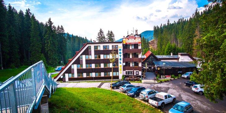 Pobyt v Demänovskej doline pod Chopkom v obľúbenom Hoteli SKI Jasná