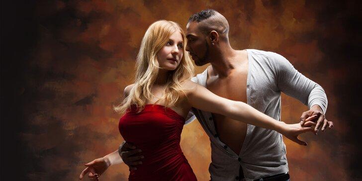 Kurz spoločenských tancov: waltz, tango, viedenský valčík a polka